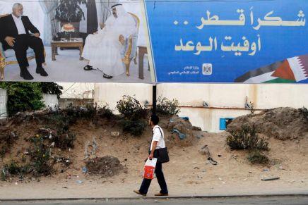Le Qatar est prêt à accepter tout plan de paix que les Palestiniensaccepteront