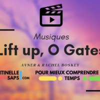 Lift up, O Gates