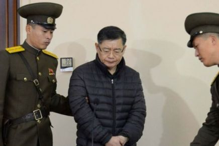 Témoignage du pasteur Hyeon Soo Lim, libéré d'un camp de travailnord-coréen