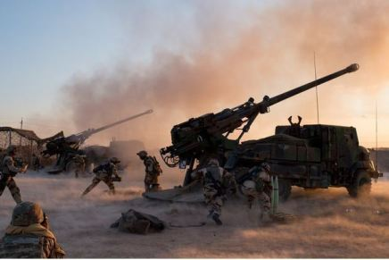 Malgré la grogne, Macron livree une nouvelle cargaison d'armement à l'ArabieSaoudite