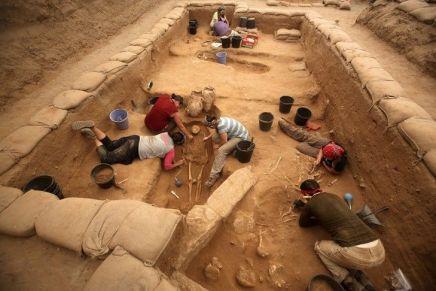 Les origines européennes des Philistins retracées grâce àl'ADN
