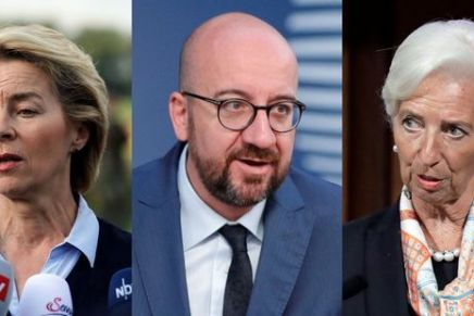 Christine Lagarde, Charles Michel… Voici ceux qui vont diriger les instanceseuropéennes