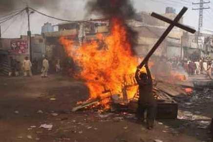 La persécution des chrétiens dans le monde est toujours enhausse