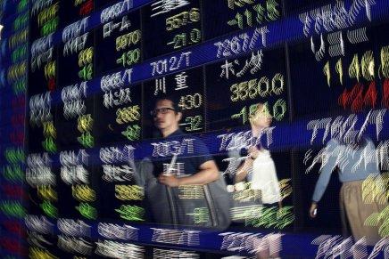 Les marchés boursiers en chutelibre