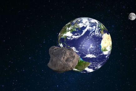 Un astéroïde de la taille de la pyramide de Khéops se rapproche de laTerre
