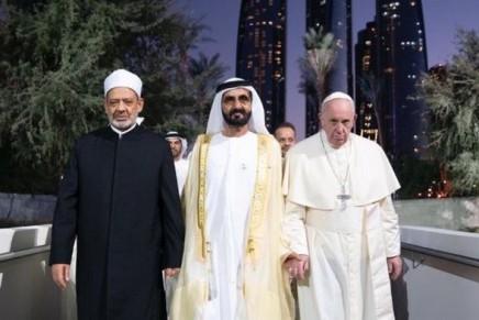 Le pape François donne l'ordre de créer un comité mondial du christianisme pour mettre en œuvre son décret sur « la fraternité humaine pour la paix mondiale » signé aux Émirats arabes unis en févrierdernier