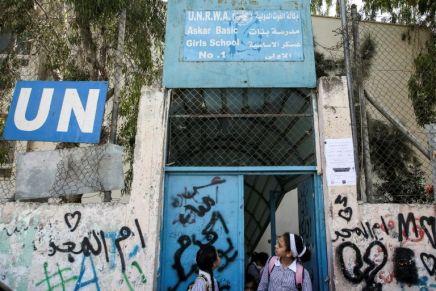 Les écoles de l'UNRWA ouvriront à la rentrée malgré la suspension desfinancements