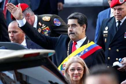 Au Venezuela, le président Maduro suspend le dialogue avecl'opposition