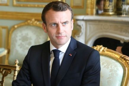 Conflit israélo-palestinien : «Je ne place pas d'espoir dans l'accord du siècle» (Macron)