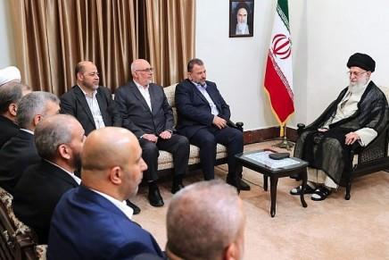 Hamas: le Hezbollah et l'Iran interviendront si Israël cherche à nous « détruire»