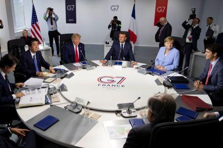 Sommet du G7: Nikki Haley qualifie Macron de «manipulateur» pour avoir invitéZarif