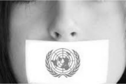 L'Organisation des Nations Unies lance une guerre totale contre la libertéd'expression.