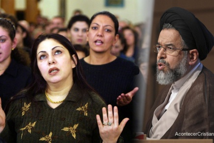 Malgré les persécutions contre les chrétiens et l'évangélisation, un ministre iranien admet que le christianisme se répand dans tout lepays