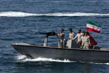 L'Iran saisit un pétrolier, la tension régionale à soncomble
