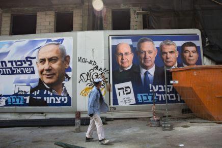 Israël: les partis arabes soutiennent Gantz pour «faire chuterNetanyahou»