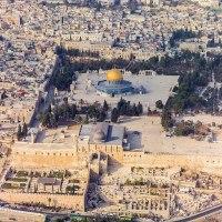 Les nations invitées au sacrifice animal sur le Mont des Oliviers renouvelant l'alliance de Noé