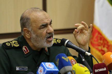 Iran: l'élimination d'Israël «n'est plus un rêve mais un but atteignable» (chef des Gardiens de laRévolution)