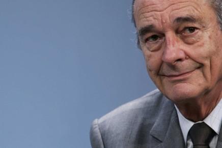 L'ancien président de la république Jacques Chirac est décédé à l'âge de 86ans
