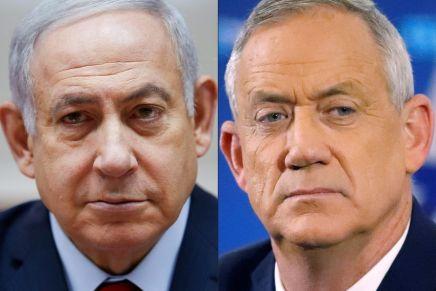 Benyamin Netanyahou appelle à un scrutin direct pour le poste de Premier ministre entre lui et BennyGantz