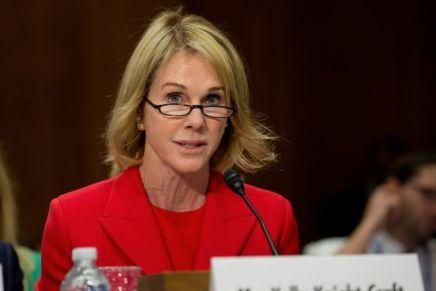 Nouvelle ambassadrice américaine à l'ONU 9 mois après le départ de NikkiHaley