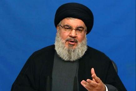 Le chef du Hezbollah promet de «frapper Israël» et estime qu'une attaque est «inévitable»