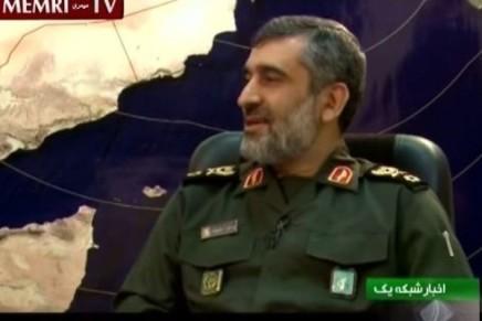 Hajizadeh : l'Iran est prêt à une « guerre totale » contre lesEtats-Unis