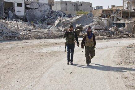Les Kurdes annoncent un accord avec Damas sur le déploiement de l'arméesyrienne
