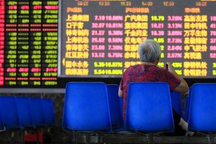 «75% de probabilité qu'une grave crise financière se déclenche dans les troismois»