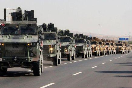 «Source de paix» la phase terrestre de l'offensive turque en Syrie acommencé
