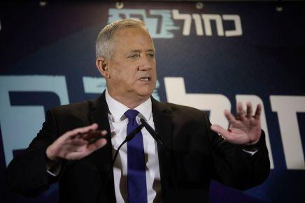 Israël: Bleu Blanc annule une rencontre mercredi avec leLikoud