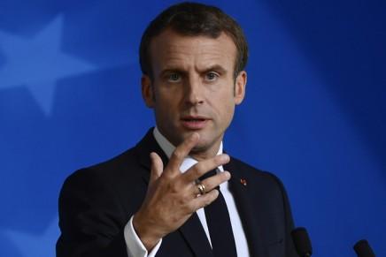 Le choix d'Emmanuel Macron sur l'élargissement de l'UE fait grincer des dents enEurope