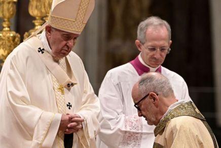 Le pape François a nommé 13 cardinaux de gauche à la hiérarchiecatholique