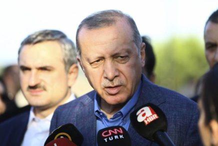 Erdogan: « Nous écraserons la tête des Kurdes s'ils ne se retirent pas avant le cessez-le-feu»