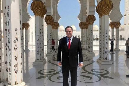 Katz confirme la signature d'un accord « historique » avec les Etatsarabes