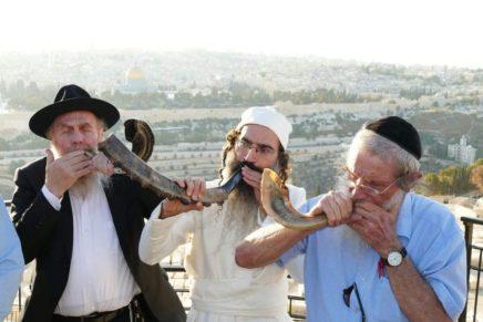 Le sanhédrin Noahide et le Sacrifice apportent le Temple de l'Antéchrist