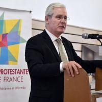 Mariage gay : le président de l'église protestante unie de France dit qu'on ne peut pas prendre la Bible au pied de la lettre...