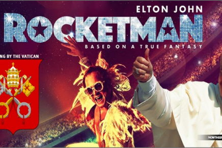 « Rocketman » le film partiellement financé par le Vatican