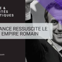 La France ressuscite le Saint Empire romain