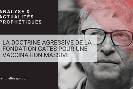 La doctrine agressive de la Fondation Gates pour une vaccination massive