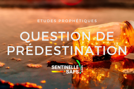 Question de prédestination
